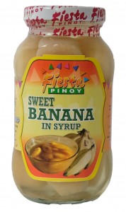 BANANA IN SYRUP 340G