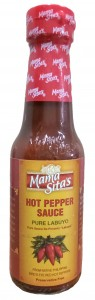 MAMA SITA'S HOT PEPPER SAUCE