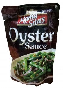 MAMA SITA'S OYSTER SAUCE (POUCH) 150ML
