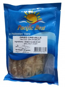 PACIFIC BEST DRIED CREVALLE (SALAY-SALAY) 200G