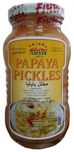 PAPAYA PICKLES 340G