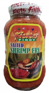 SALTED SHRIMP FRY 340G
