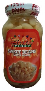SWEET BEANS (WHITE BEAN) 340G