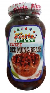 SWEET RED MUNG BEANS 340G