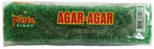 AGAR-AGAR GREEN 22G