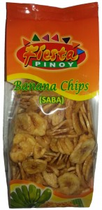 FIESTA PINOY BANANA CHIPS NEW PACKAGING