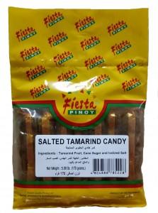 FIESTA PINOY SALTED TAMARIND CANDY 170G