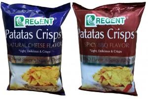 REGENT PATATAS CRISPS