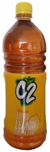 C2 LEMON GREEN TEA 1000ML