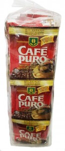 CAFE PURO 2.0G X72PCS