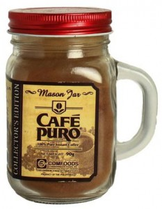CAFE PURO MASON JAR 90G