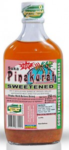 GREEN GOLD GOURMET SUKA PINAKURAT SWEETENED 250ML