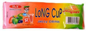 H&Y LONG CUP JELLY DRINK 12PCS