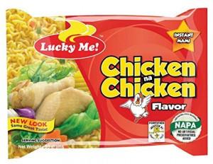 LUCKY ME! CHICKEN CHICKEN 55G