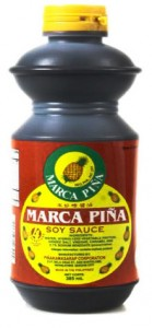 MARCA PINA SOY SAUCE 385ML