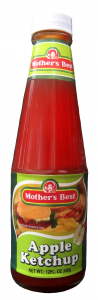 MOTHER'S BEST APPLE KETCHUP 340G.jpg
