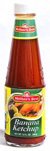 MOTHER'S BEST BANANA KETCHUP 340G