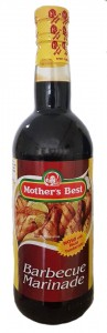 MOTHER'S BEST BARBECUE MARINADE 750ML