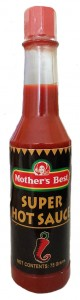 MOTHER'S BEST SUPER HOT SAUCE 75G