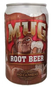 MUG ROOT BEER 330ML