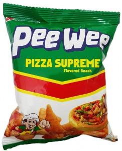 PEEWEE PIZZA SUPREME 25G