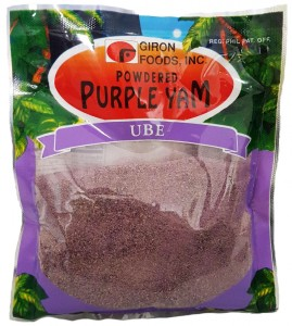 POWDERED PURPLE YAM UBE 115G