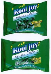 RICOA KOOL JOY MENTHOL CANDY