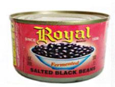 ROYAL BRAND SALTED BLACK BEAN