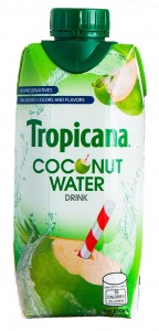 TROPICANA COCONUT WATER 330ML